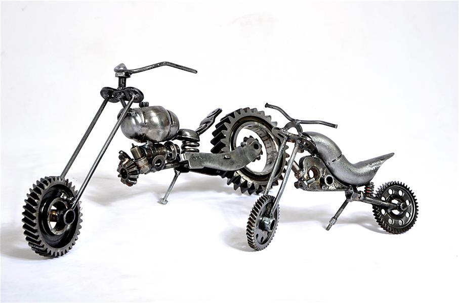 هنر سایر محفل سایر هنر ها فرزاد نیایی فر  بخش موتور ها   در  وزن های ۴kg و ۷kg   اندازه ۵۵×۱۸×۲۲
