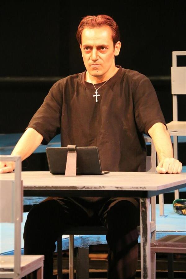 هنر سایر محفل سایر هنر ها بابک محمودزاده نبرد گالیله