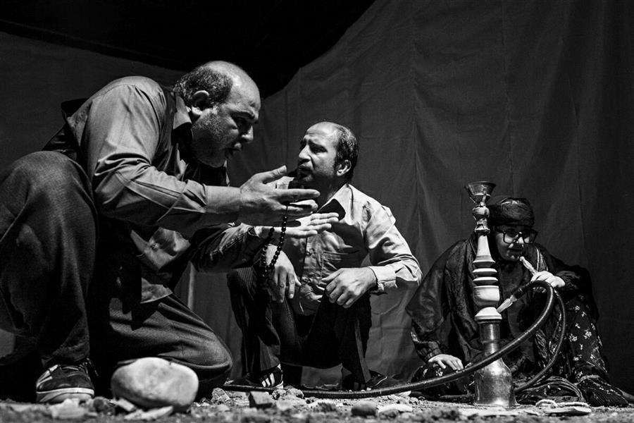هنر سایر محفل سایر هنر ها  key mahmoud khoramazadi کارگردانی نمایش در راه آبادی سرودی نمی شنوم.