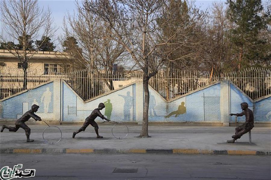 هنر سایر محفل سایر هنر ها صالح موسویان بازیهای کودکانه ۱۳۹۱ مشهد
