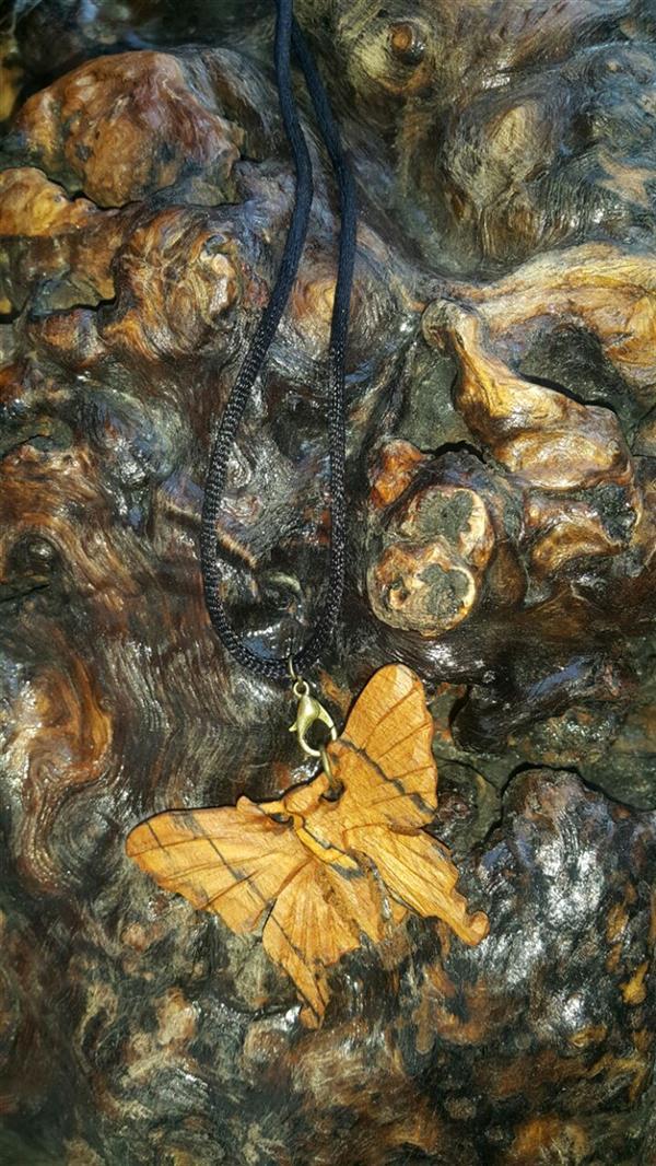 هنر سایر محفل سایر هنر ها faryotab پروانه  متریال: چوب راش  هنر دست