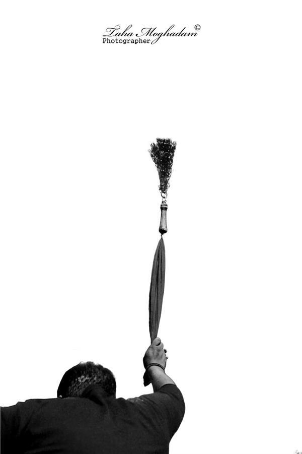هنر عکاسی عکاسی مینیمال Taha-moghadam با این چه شورش است