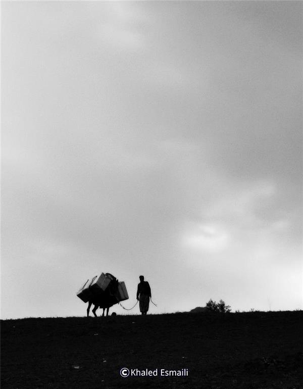 هنر عکاسی عکاسی مینیمال Khaled Esmaili