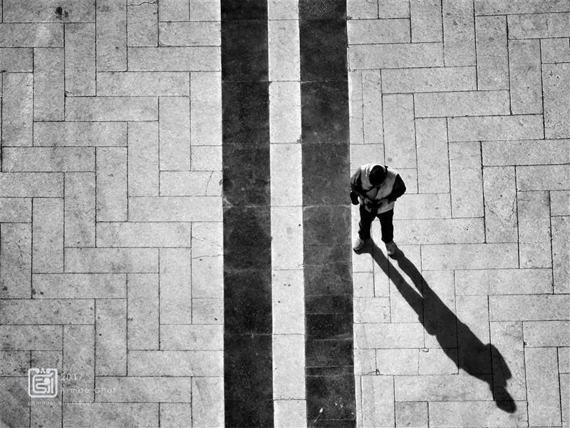 هنر عکاسی عکاسی مینیمال armita ghaf موازی