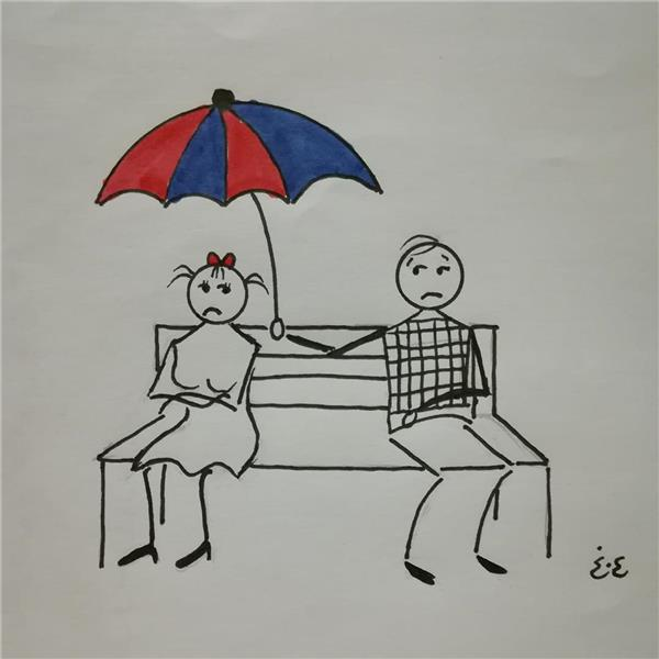 هنر نقاشی و گرافیک طرح گرافیکی عاشقانه a_gh