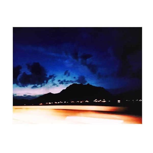 هنر عکاسی عکاسی در شب  ozil_r1 عکاسی در شب  درحال حرکت