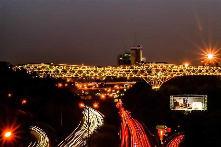 هنر عکاسی عکاسی در شب Mr-taheri لانگ