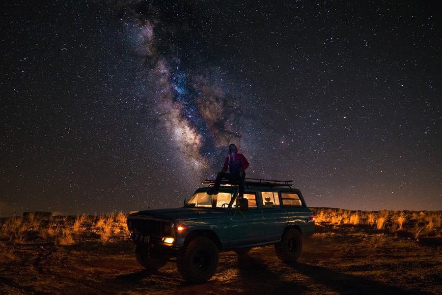 هنر عکاسی عکاسی در شب Aminfadakarr