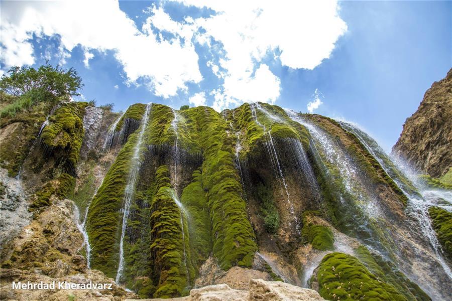 هنر عکاسی عکاسی لنداسکیپ منظره Mehrdad Kheradvarz آبشار پونه زار  فریدون شهر  اسپهان