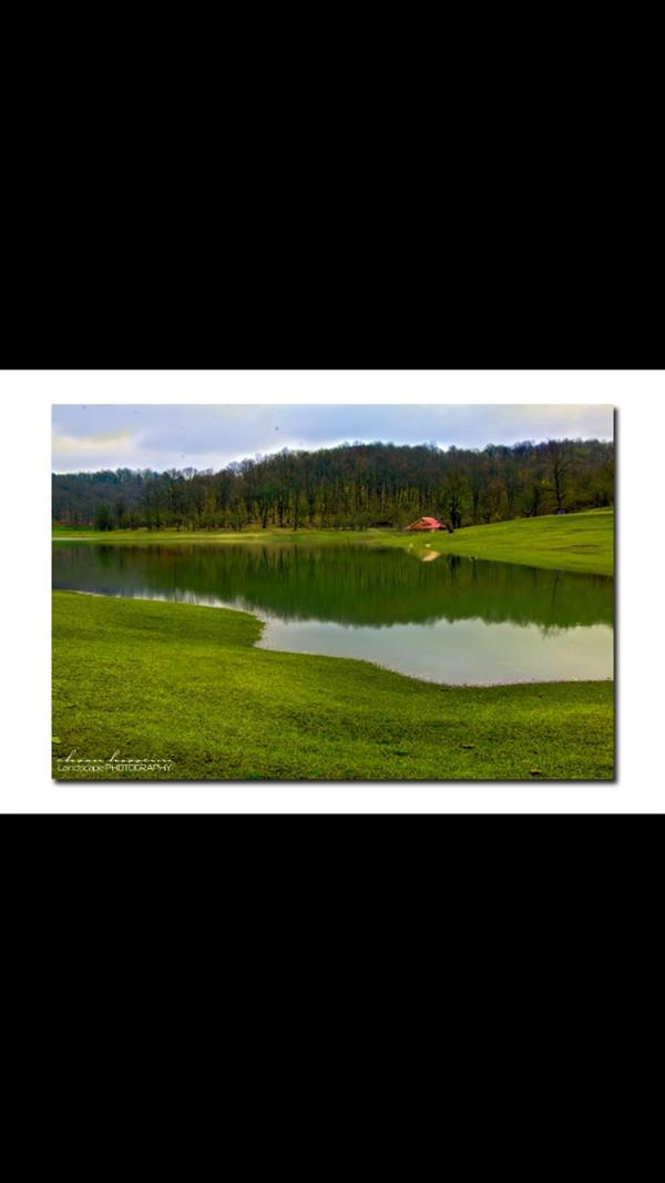 هنر عکاسی عکاسی لنداسکیپ منظره Photomoda سد خاکی سقالکسار گیلان