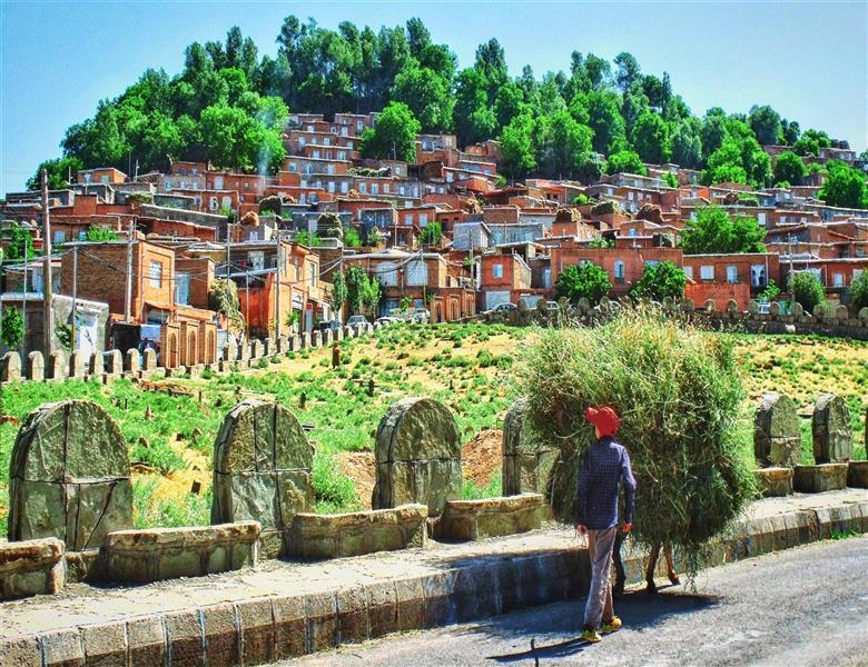 هنر عکاسی عکاسی فرهنگ ایرانی abolfazlmaghsoudi  روستای زنوزق از توابع مرند آذربایجان شرقی مرداد 1369