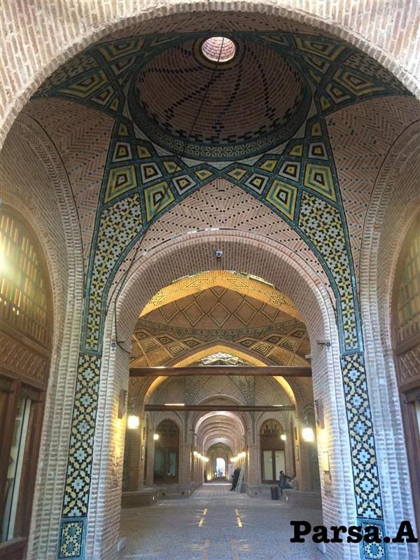هنر عکاسی عکاسی فرهنگ ایرانی عبدالرضا پارسا  سرای سعدالسلطنه / قزوین