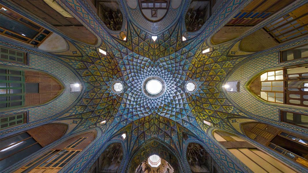هنر عکاسی عکاسی فرهنگ ایرانی Aminfadakarr تیمچه امین الدوله کاشان