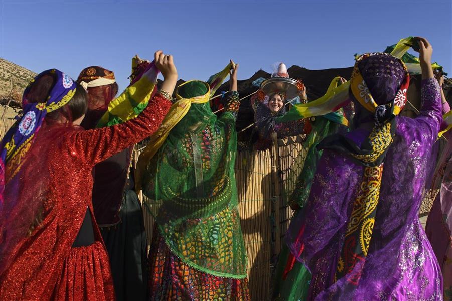 هنر عکاسی عکاسی فرهنگ ایرانی داود ایزدپناه مراسم عروس برون
