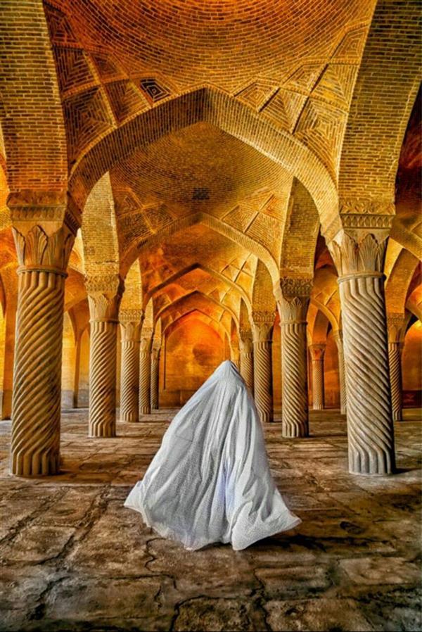 هنر عکاسی عکاسی فرهنگ ایرانی سیما سوداگر مسجد وڪیل شیراز