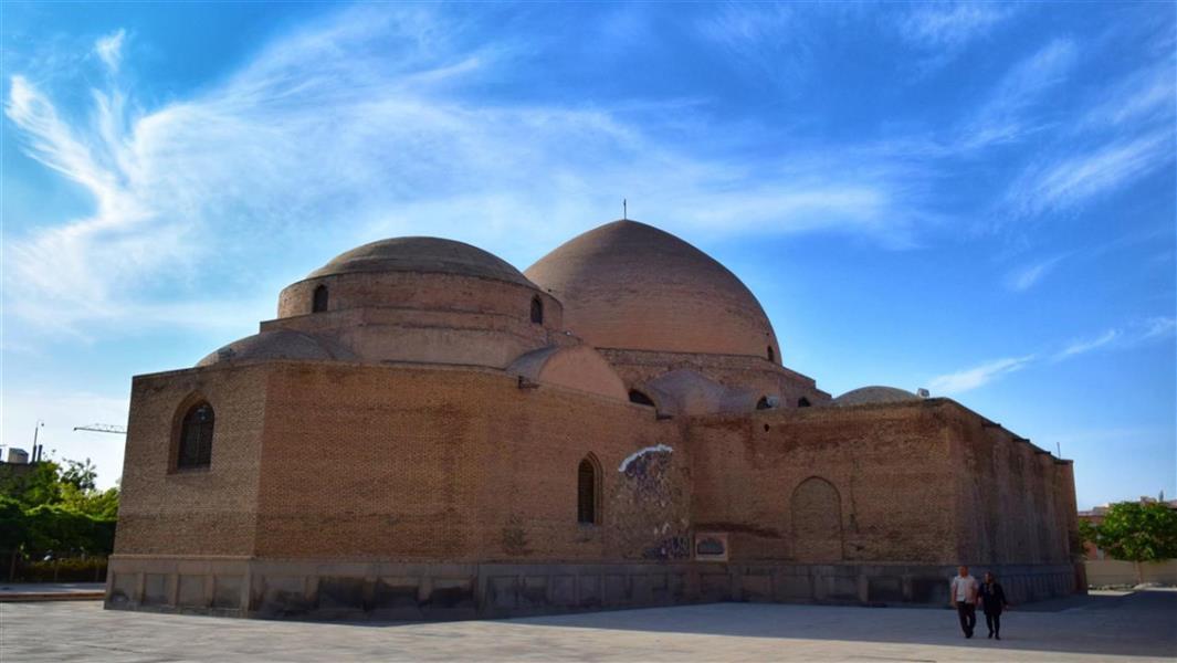 هنر عکاسی عکاسی فرهنگ ایرانی حانیه سادات هاشمی تبریز، مسجد کبود