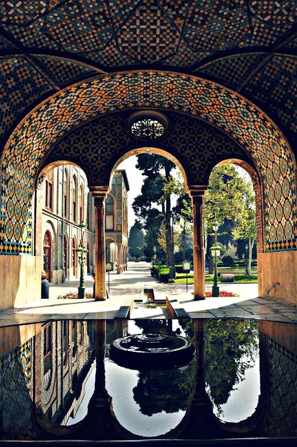 هنر عکاسی عکاسی فرهنگ ایرانی عطیه بیگی کاخ گلستان