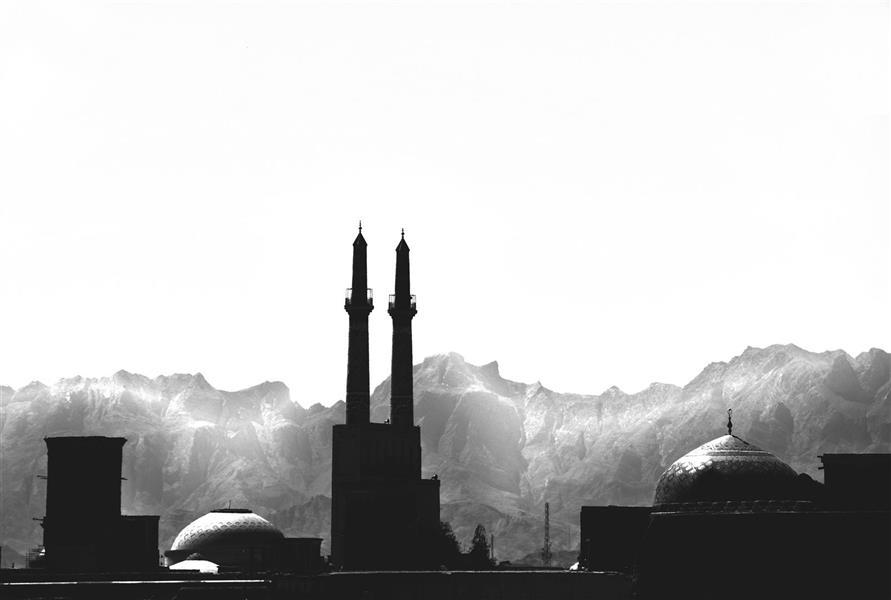 هنر عکاسی عکاسی فرهنگ ایرانی عطیه بیگی یزد