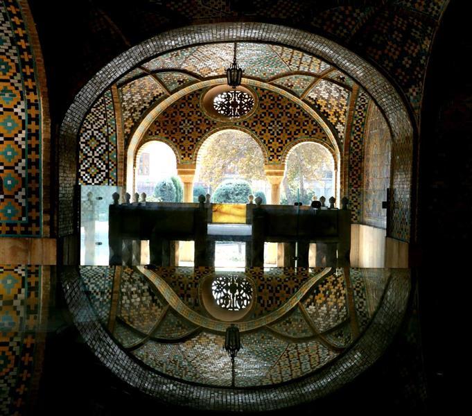 هنر عکاسی عکاسی فرهنگ ایرانی پویا تاریوردی پاییز ۱۳۹۶ کاخ گلستان