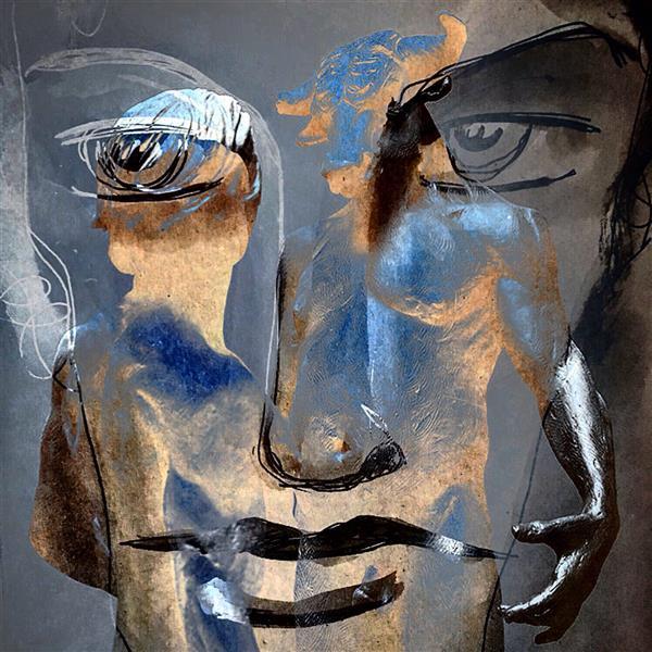 هنر نقاشی و گرافیک تصویرسازی پیام یاسینی خودکامگی از مجموعه خودکامگی میل به قدرت از امیال غریضی است که ممکن است رفته رفته به غول خودکامگی تبدیل شود. غول خودکامگی تمامیت خواه است و برای ارضای امیال خود دست به هر کاری خواهد زد...