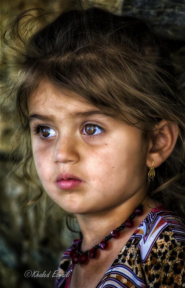 هنر عکاسی عکاسی پرتره هنری Khaled Esmaili