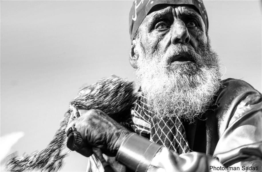 هنر عکاسی عکاسی پرتره هنری Iman Sadati عاشورا