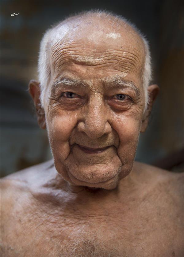 هنر عکاسی عکاسی پرتره هنری سیامک امیدی #با چشمهایم سخت بگو ، کمتر راز نگه میدارند .