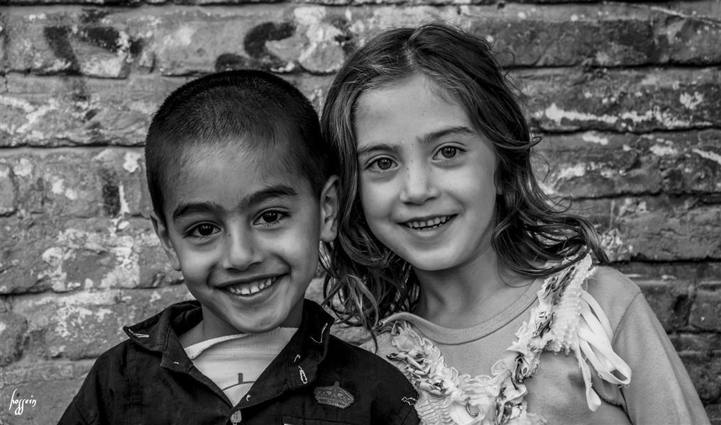 هنر عکاسی عکاسی پرتره هنری حسین یزدانفر کودکانه