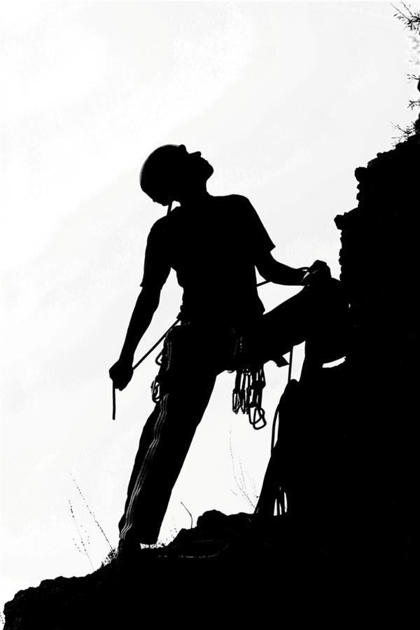 هنر عکاسی عکاسی سیلوئت یا ضد نور اکبر رفاهی #سیلوئیت#صخره_نورد#صخره#سنگ_نورد