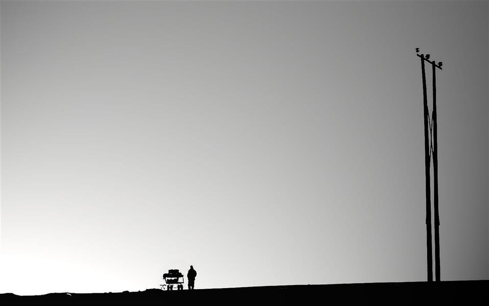 هنر عکاسی عکاسی سیلوئت یا ضد نور رضا امیری زرینه رود شاهیندژ